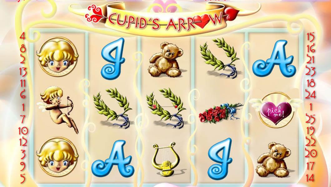 cupids arrow online slot