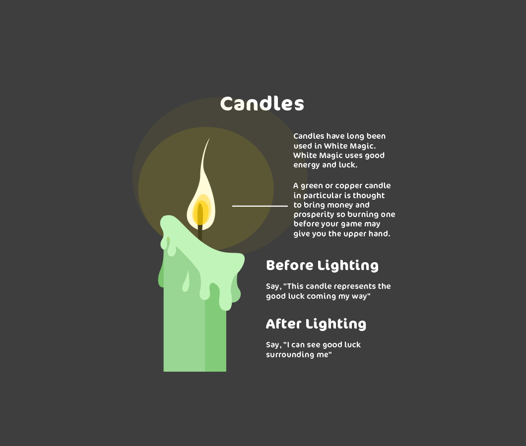 Is there more to winning than chance wink bingo if you decide to use a candle as a good luck charm dont be afraid to mix and match varieties until you find the combinationscentsize of candles that biocorpaavc Image collections