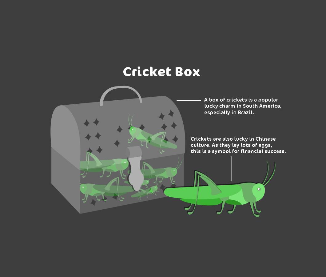 box of crickets