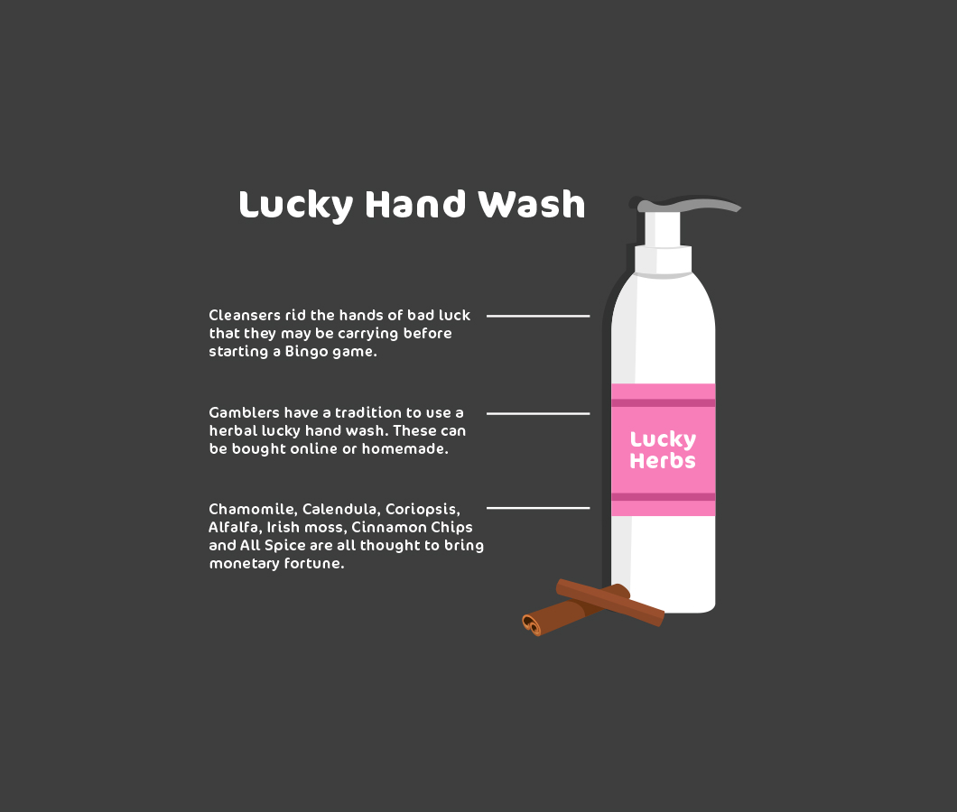 lucky hand wash
