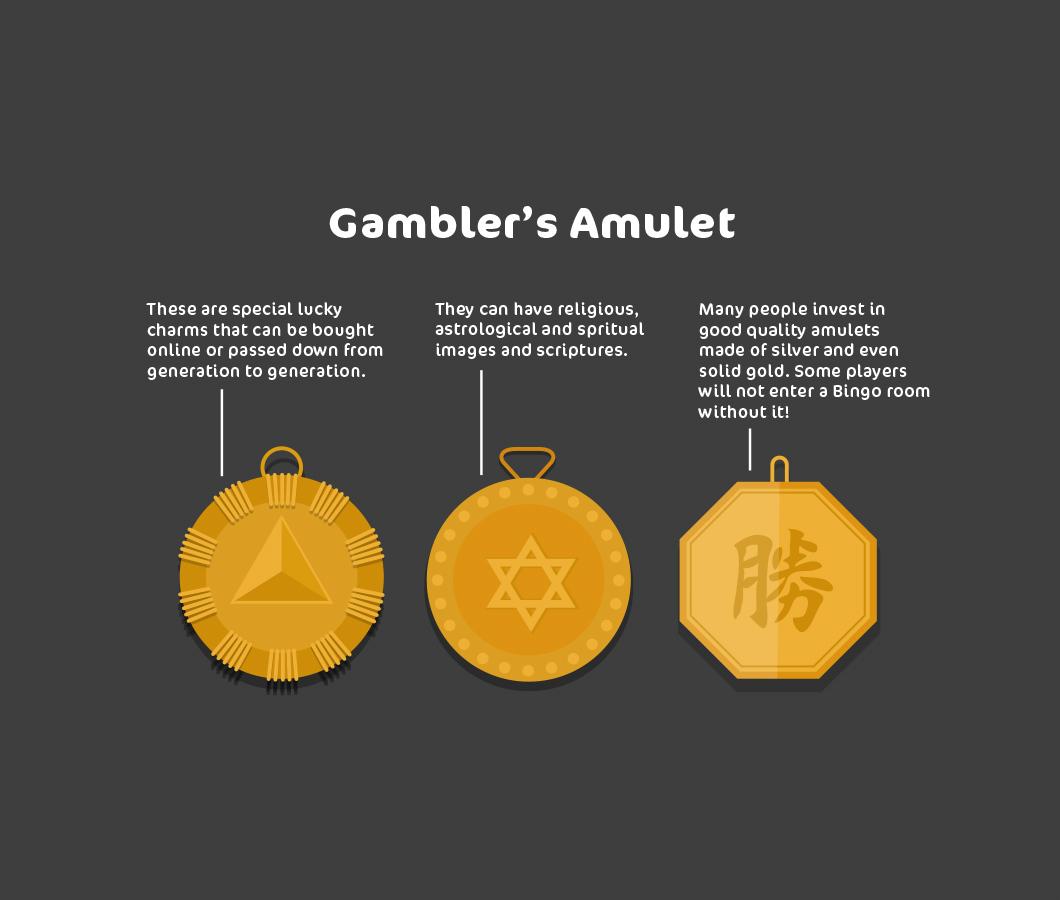 gambler's amulet