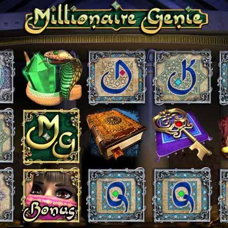 millionaire genie bonus
