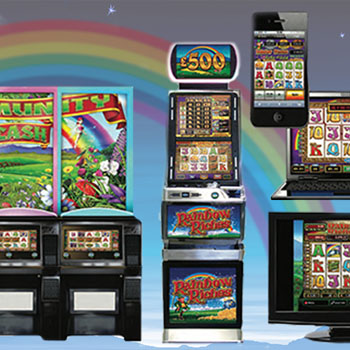 rainbow riches devices