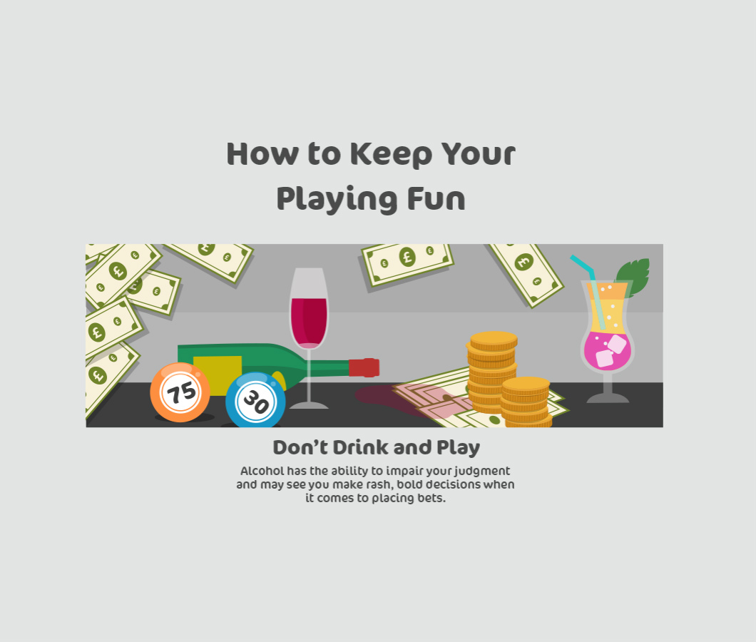 how to keep your bingo playing fun