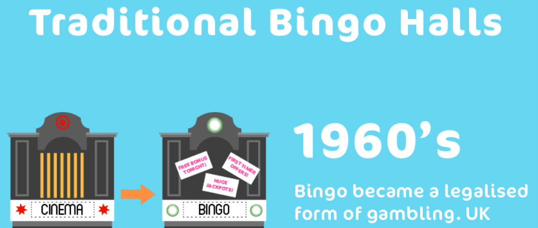 traditional bingo halls in uk