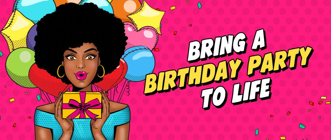 bingo birthday party