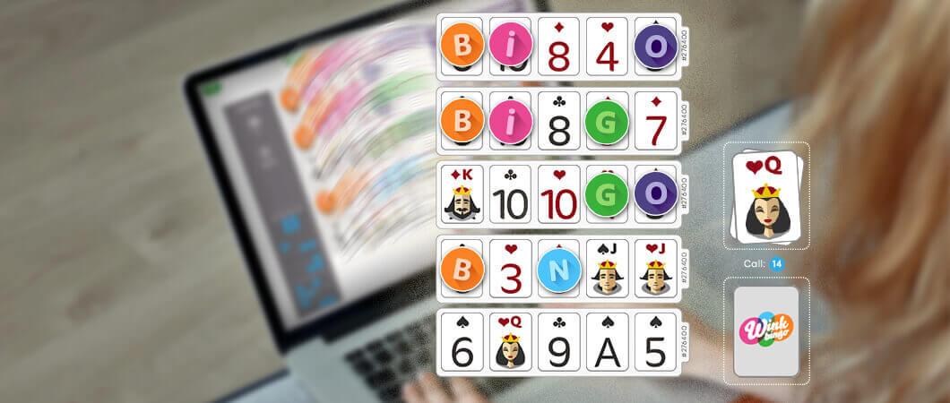 flash five bingo game