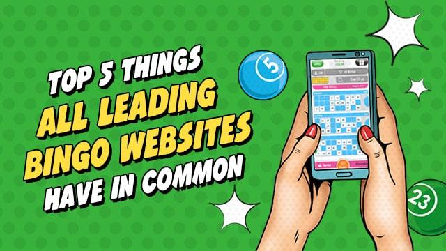 leading bingo sites