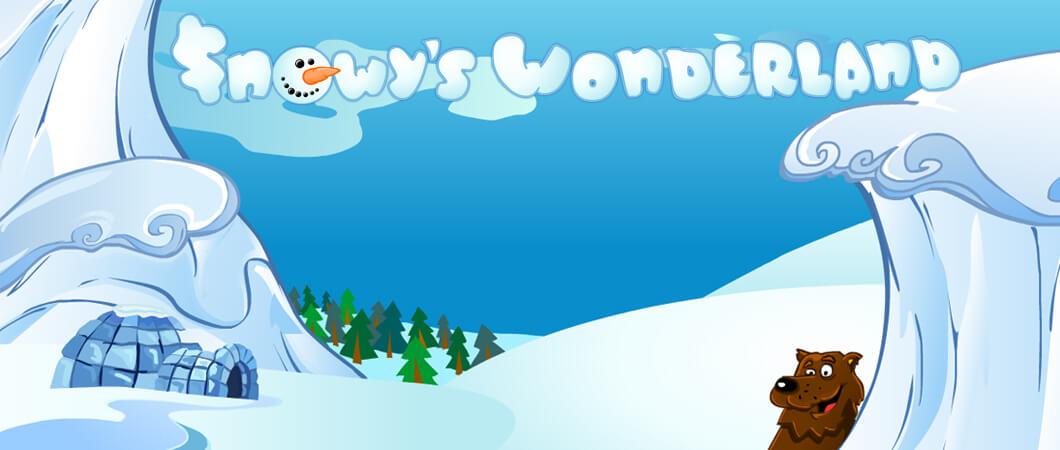snowys wonderland slot